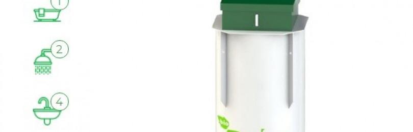 Септик «БиоДека 8»: эффективная и безопасная очистка стоков в частном секторе