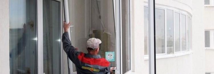 Как снять окна на балконе: советы и рекомендации