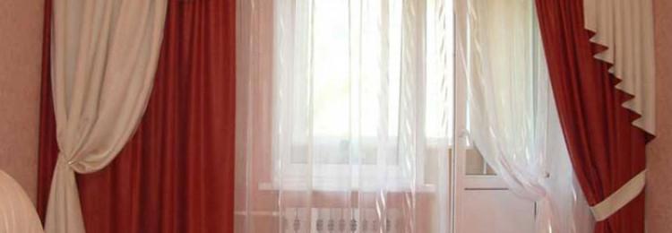 Как украсить гардину для штор своими руками за 20 минут