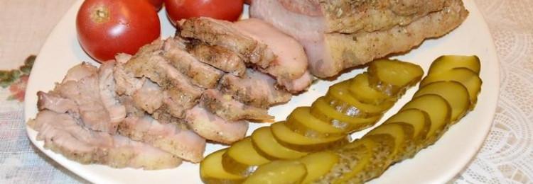 Подчеревок запеченный в фольге в духовке рецепт пошагово с фото