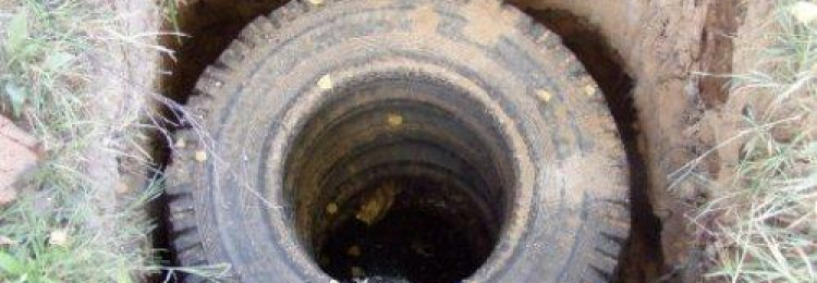 Септик из покрышек: простой и дешевый вариант канализации на даче
