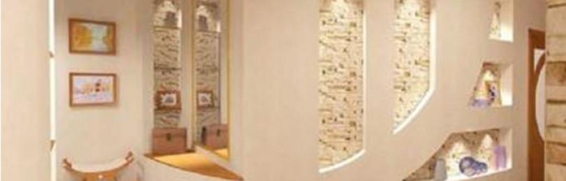 Как сделать ниши из гипсокартона в стене своими руками?
