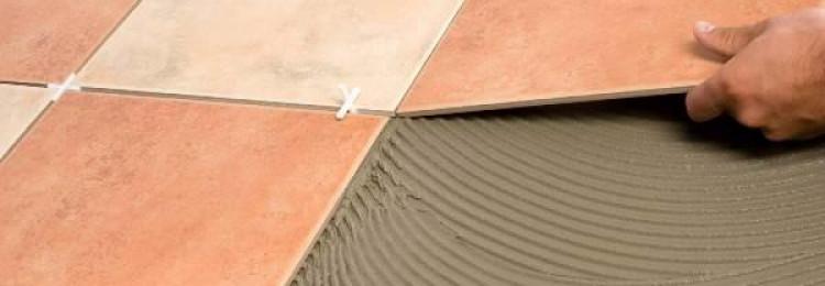 Клей для керамогранита: какой лучше, плиточный теплый пол, морозостойкий на улице, какой выбрать для плитки