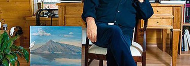 Загородный дом Станислава Говорухина — творческая обитель великого сценариста и актёра