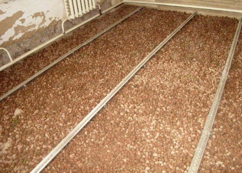 Керамзитобетон в квартире производители товарного бетона в москве